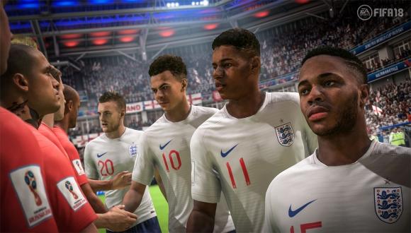 FIFA 2018 oyuncularına Dünya Kupası sürprizi!