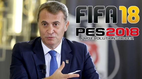 Fikret Orman'a sorduk: PES mi FIFA mı?