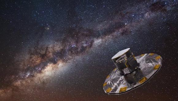 Gaia uzay aracı 14.000 göktaşını haritaladı…
