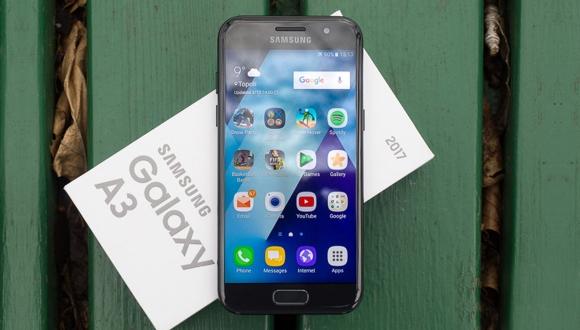 Galaxy A3 (2017) için Android Oreo yayınlandı!