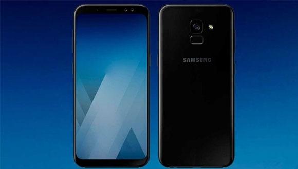 Galaxy A6'nın yeni özellikleri sızdırıldı!