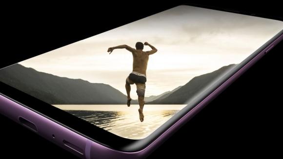 Galaxy S9 ekran sorunu ile gündemde!
