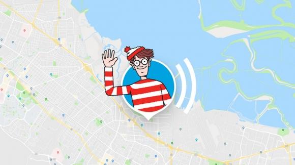 Google Haritalar'da Ali bulmaca!