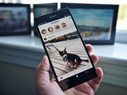 Instagram Windows 10 Mobile'dan kaldırıldı