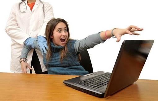 İnternet hastalıkları için çocuğunuzu koruyun!