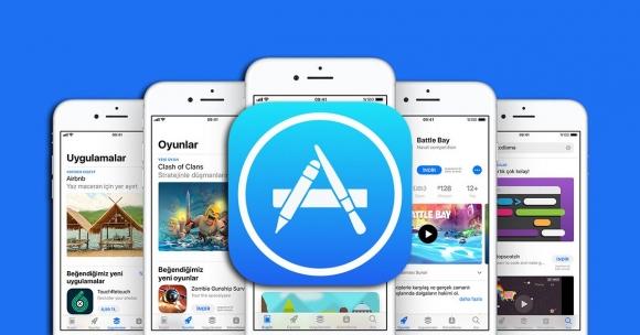 iPhone uygulama indirme oranı arttı!