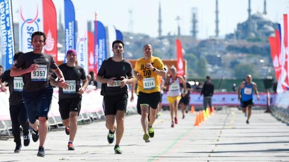 İstanbul Yarı Maratonu, yarın başlıyor!