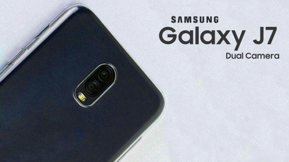 Galaxy J7 Duo ortaya çıktı!