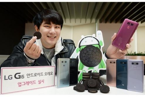 LG G6, LG G5 ve LG V20 için Oreo müjdesi!