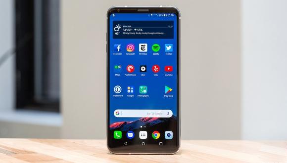 LG V40 hakkında ilk detay ortaya çıktı!