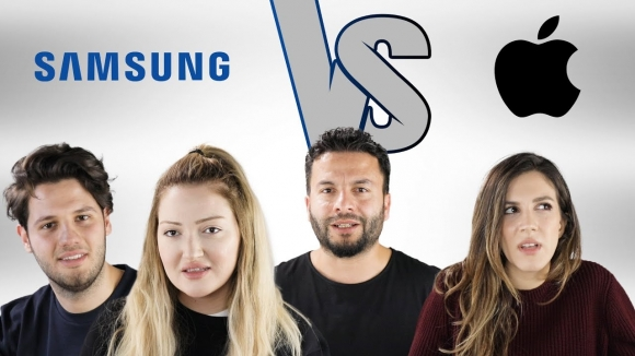 Apple mı Samsung mu?
