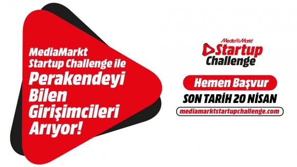 MediaMarkt Startup Challenge başlıyor!