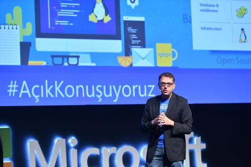 Microsoft Open Source Summit ile açık kaynak dünyası bir araya geldi!