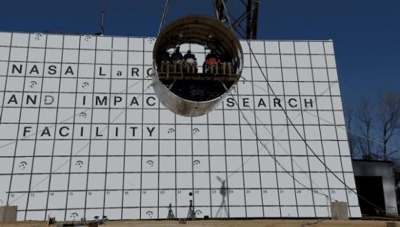 NASA çarpışma testleri yapıyor!