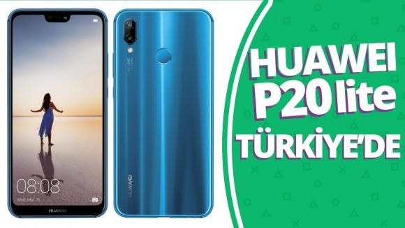 Huawei P20 Lite özellikleri ve fiyatı! Video!