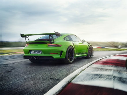 Porsche, kendi rekorunu kırdı!