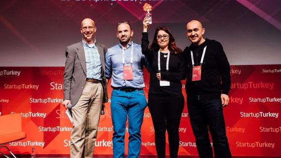 Startup Turkey Challenge 2018 kazananları belli oldu!