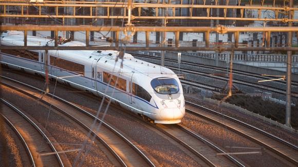 Yapay zeka hızlı tren için kullanılacak!
