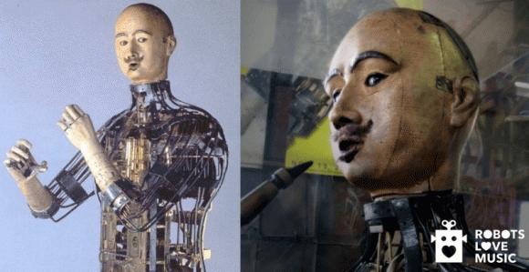 180 yıllık robot için inanılmaz araştırma!