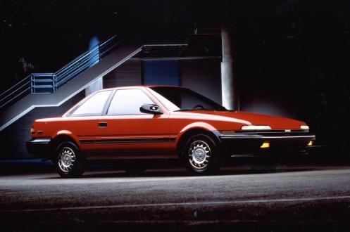 Geçmişten günümüze fotoğraflarla Toyota Corolla!