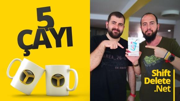 Su geçirmez kılıf hediyeli canlı yayın! – 5 Çayı #174