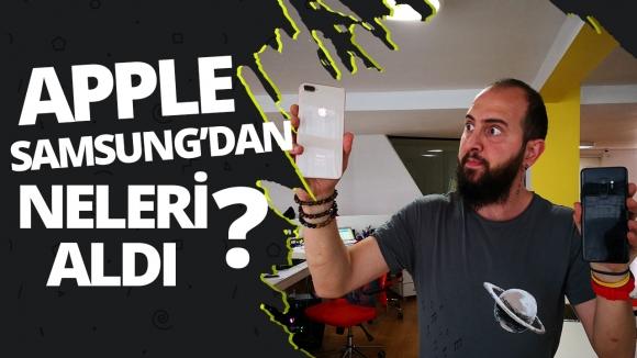 Apple, Samsung'dan hangi teknolojileri aldı? – Video