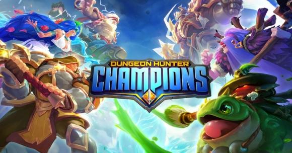 Dungeon Hunter Champions mobil platformlar için çıktı!