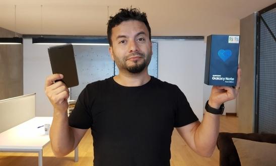 Galaxy Note FE hediye ediyoruz!