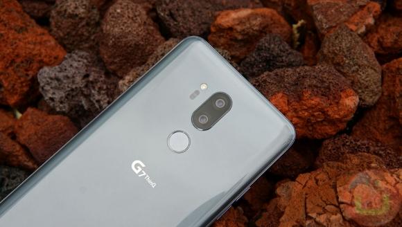 LG G7 ThinQ ön sipariş rakamları G6'yı geçti!