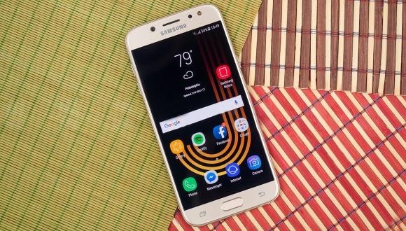 Galaxy J7 Pro kullanıcılarına güncelleme müjdesi!