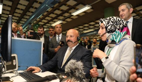 Turkcell Global Bilgi Diyarbakır çağrı merkezi 10 yaşında