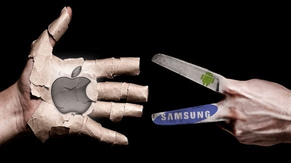 Apple ve Samsung davasında sürpriz gelişme!