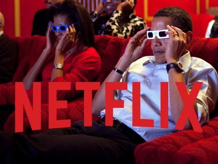 Obama çifti Netflix'e yapımcı oluyor!