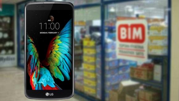BİM uygun fiyata LG K10 satacak!