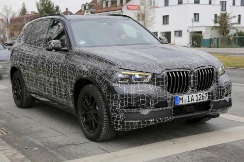 2019 BMW X5 ortaya çıktı!