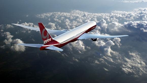 Boeing serisine yeni özellik: Katlanan kanat