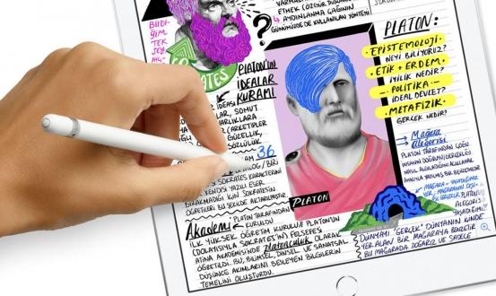 En iyi Apple Pencil uyumlu uygulamalar (2018)