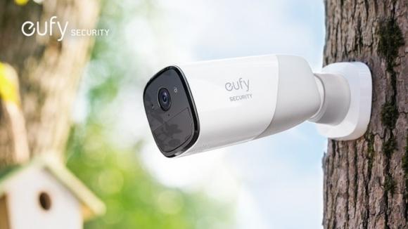 Dahili bataryalı kablosuz güvenlik kamerası: EverCam