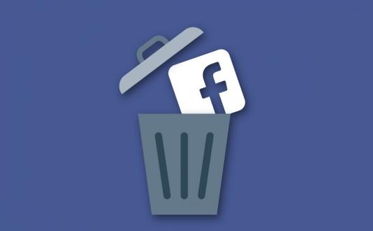 Facebook 583 milyon kullanıcı hesabını sildi!