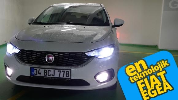 Fiat Egea ile test sürüşü yaptık! – Behzat Ç.'yi andık!