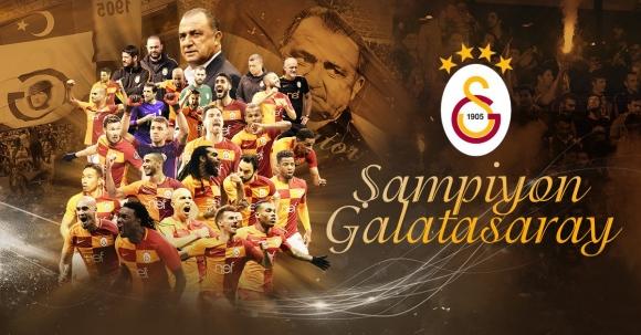 Galatasaray şampiyon oldu, sosyal medya sallandı!
