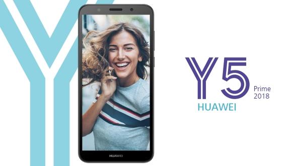Huawei Y5 Prime (2018) tanıtıldı!