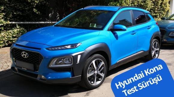 Hyundai Kona test sürüşüne katıldık! – VLOG