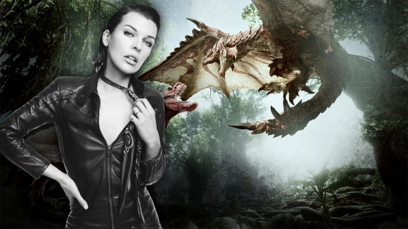 Milla Jovovich Monster Hunter kadrosunda!