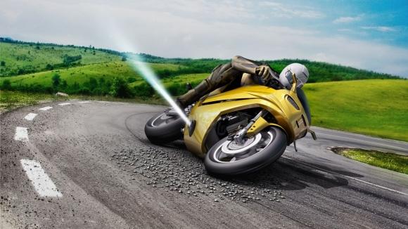 Motosikletler için jet itici geliyor!