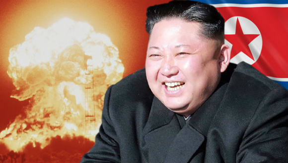 Nükleer deneme dağı yerinden oynattı!