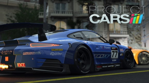 Project CARS mobil oyunu geliyor!