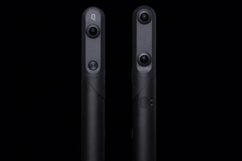 4K 360 derece çekim yapabilen kamera: QooCam