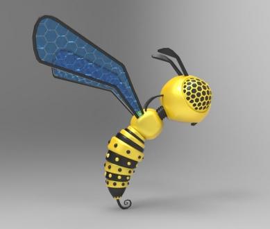 Black Mirror gerçek oluyor! Robot böcekler geliyor!