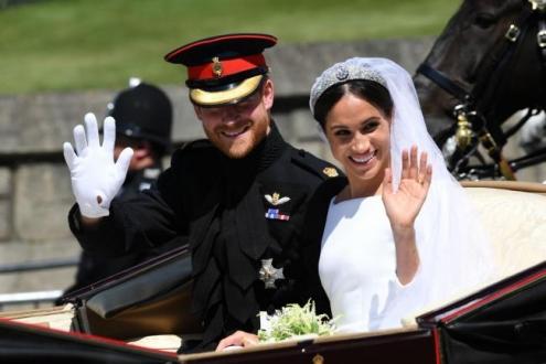 Royal Wedding sosyal medya rekoru kırdı!